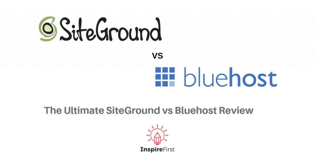 The Ultimate SiteGround vs Bluehost Review
