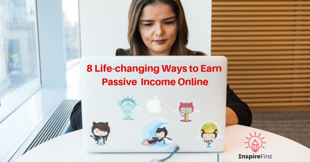 passive vs nonpassive income online - Featured Image