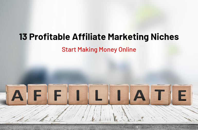 affiliate marketing niches