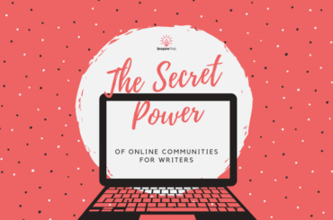 abstract laptop - Online Communities for Writers