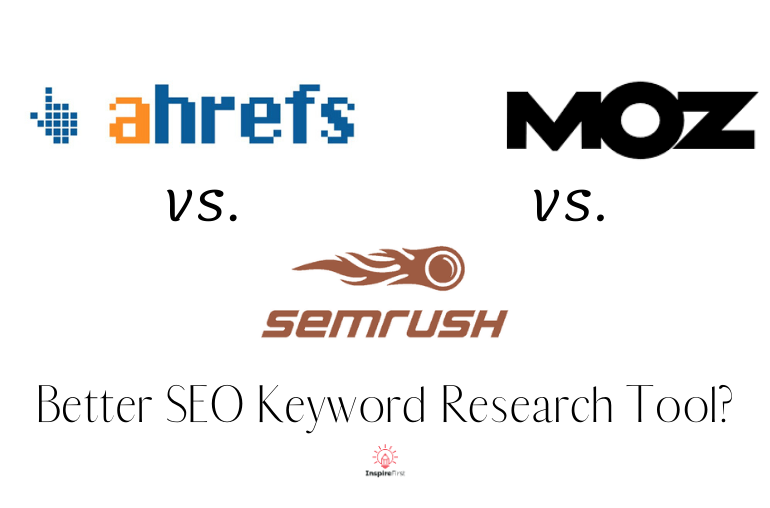 Ahrefs vs SEMrush vs Moz SEO tool review
