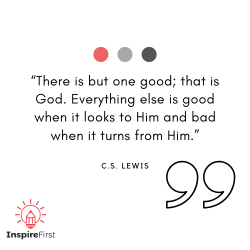 C.S. Lewis quotes on morality