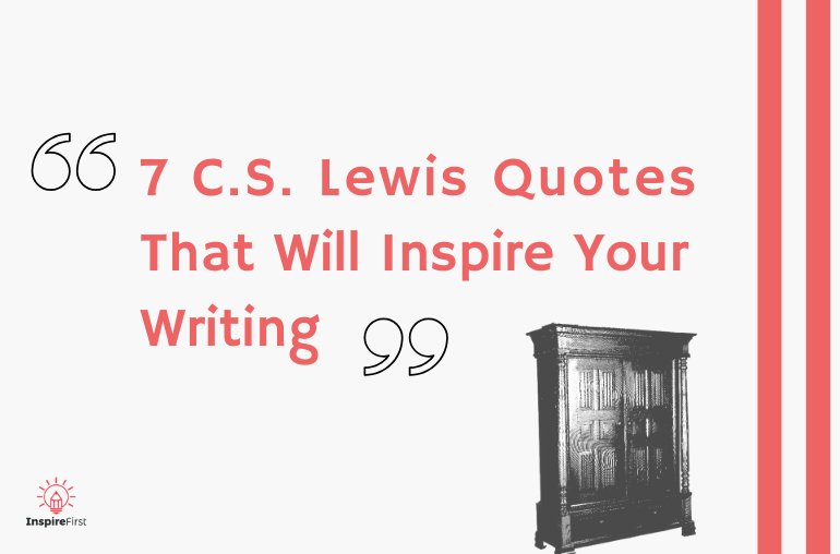 C.S. Lewis quotes and a wardrobe
