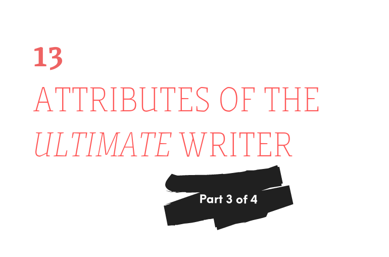 Medium writer attributes