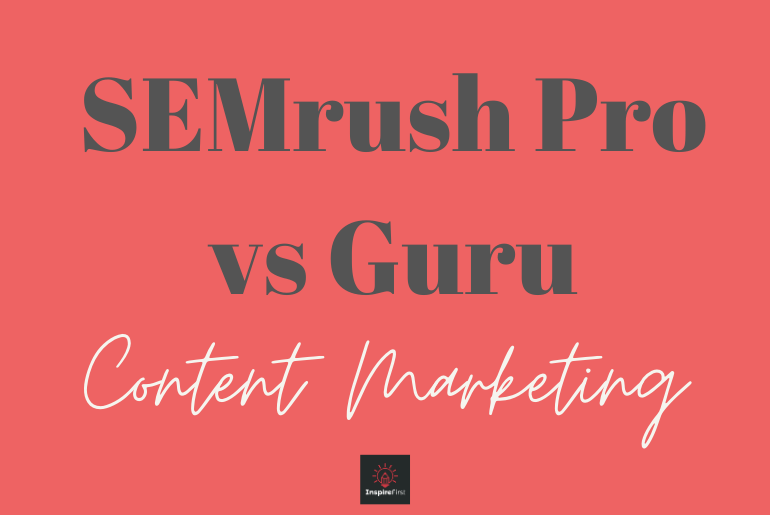 SEMrush Pro vs Guru - SEMrush Guru Coupon