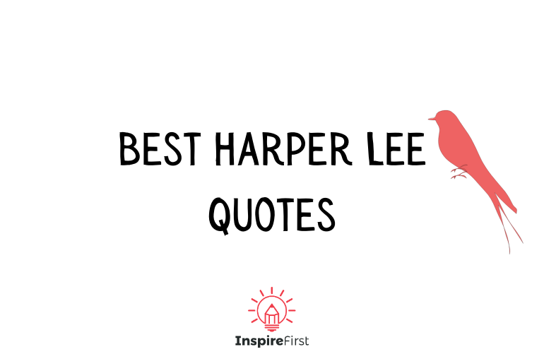 best Harper Lee quotes