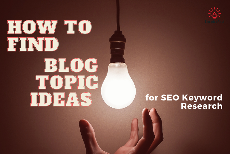 blog topic ideas