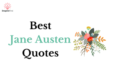 best jane austen quotes, bouquet of flowers