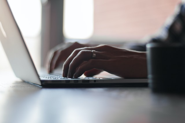 benefits of health insurance, research on laptop