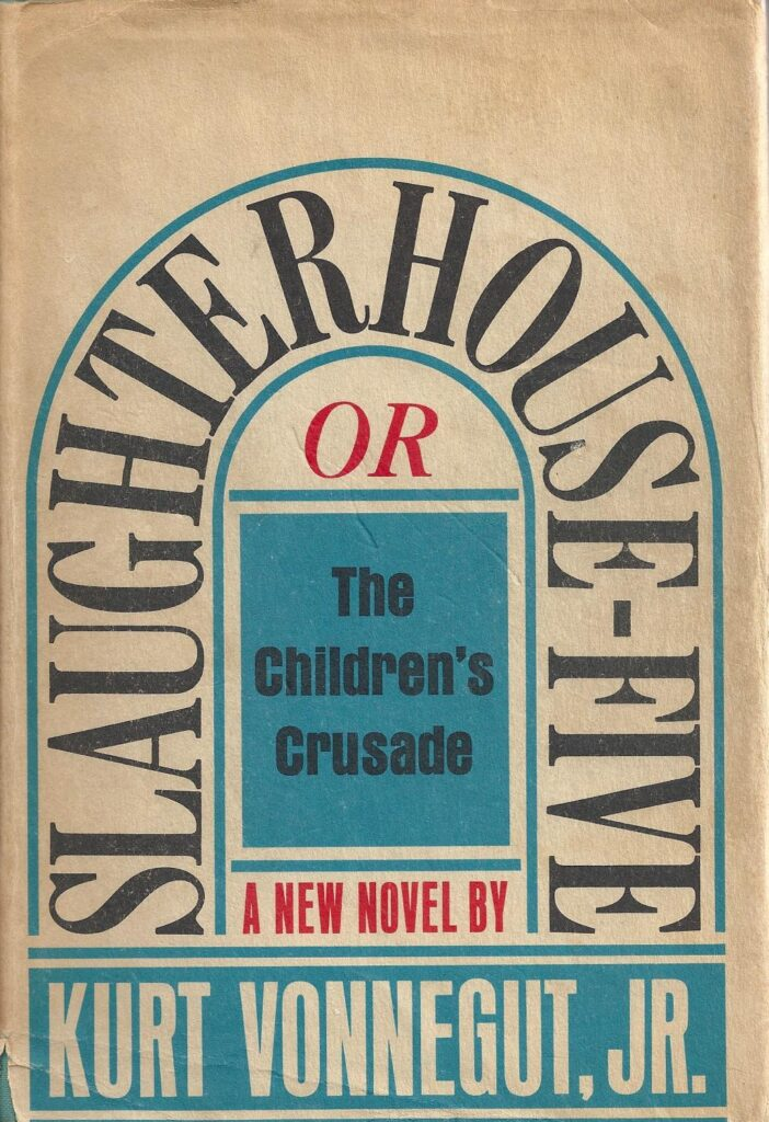Slaughterhouse-Five, first edition
