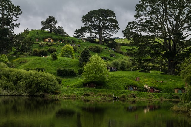 Great Quotes from The Hobbit, hobbit hill