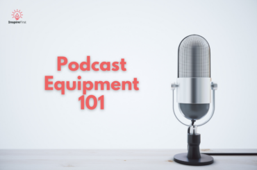 microphone photo, podcast equipment for beginners